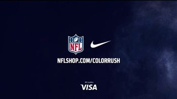 NFL Shop Color Rush Jersey TV Spot, 'Harlon' - Thumbnail 10