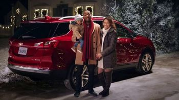 Chevy Employee Discount for Everyone TV Spot, 'Happy Holidays'