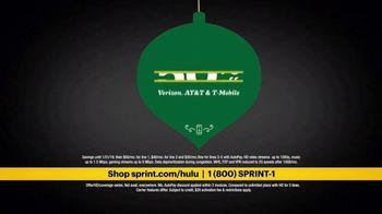 Sprint Unlimited TV Spot, 'Holiday Mall: Hulu' - Thumbnail 10