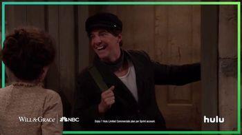 Sprint Unlimited TV Spot, 'Holiday Mall: Hulu' - Thumbnail 5