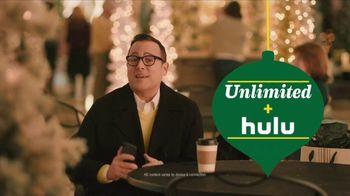 Sprint Unlimited TV Spot, 'Holiday Mall: Hulu' - Thumbnail 6