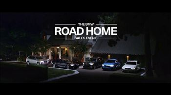 The BMW Road Home Sales Event TV Spot, 'The Destination' [T2] - Thumbnail 9