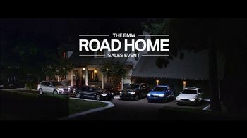 BMW Road Home Sales Event TV Spot, 'Mother and Son' [T2] - 862 commercial airings