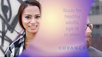 Covance Clinical Trials TV Spot, 'Study 201'