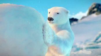 Coca-Cola TV Spot, 'Snow Polar Bear' Song by Edvard Grieg - Thumbnail 1
