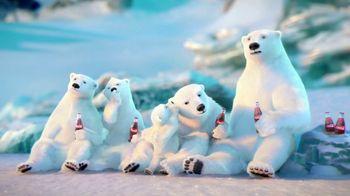 Coca-Cola TV Spot, 'Snow Polar Bear' Song by Edvard Grieg - Thumbnail 4