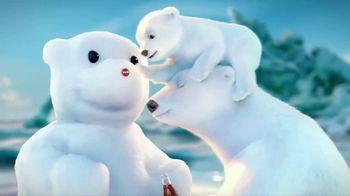 Coca-Cola TV Spot, 'Snow Polar Bear' Song by Edvard Grieg - Thumbnail 5