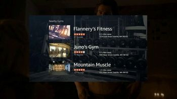 Amazon Fire TV TV Spot, 'Trip to the Gym' - Thumbnail 7