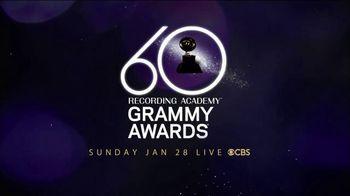 Apple Music TV TV Spot, 'CBS: 2017 Grammy Awards: Country' - Thumbnail 8