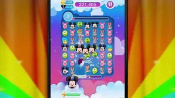 Disney Emoji Blitz! TV Spot, 'Embrace the Blitz' - Thumbnail 7