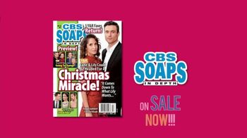 CBS Soaps in Depth TV Spot, 'Young & Restless: Christmas Miracle' - Thumbnail 5