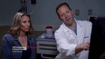 MD Anderson Cancer Center TV Spot, 'Kristin'