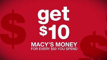 Macy's TV Spot, 'Macy's Money: Active and Beauty' - Thumbnail 3
