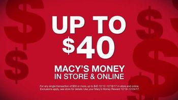 Macy's TV Spot, 'Macy's Money: Active and Beauty' - Thumbnail 4