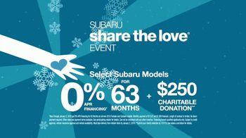 Subaru Share the Love Event TV Spot, 'ASPCA: Amanda' [T1] - Thumbnail 10