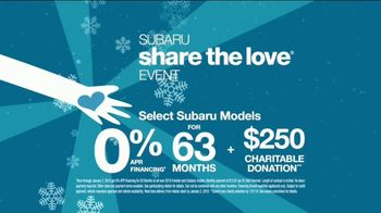 Subaru Share the Love Event TV Spot, 'Meals on Wheels: Bruce' [T1] - Thumbnail 10