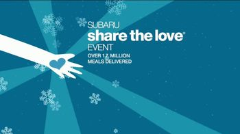 Subaru Share the Love Event TV Spot, 'Meals on Wheels: Bruce' [T1] - Thumbnail 9
