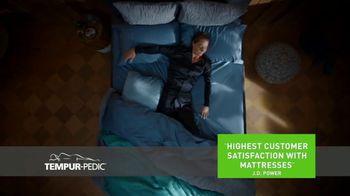Tempur-Pedic TV Spot, 'Run, Jump and Swim' Featuring Kristen Hetzel - 2322 commercial airings