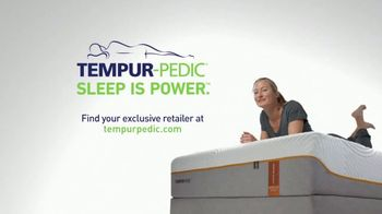 Tempur-Pedic TV Spot, 'Run, Jump and Swim' Featuring Kristen Hetzel - Thumbnail 9
