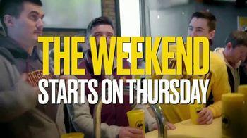 Buffalo Wild Wings TV Spot, 'Every Kind of Fan' - 1177 commercial airings
