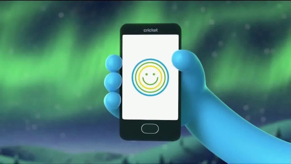 Cricket Wireless Unlimited 2 Plan TV Commercial, 'Holiday Magic: LG  Fortune' - Video