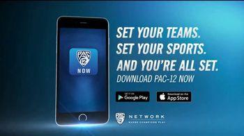 PAC-12 Networks App TV Spot, 'Pac-12 Now' - Thumbnail 10