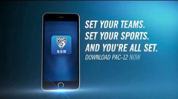 PAC-12 Networks App TV Spot, 'Pac-12 Now' - Thumbnail 9