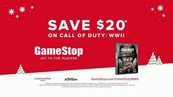 GameStop TV Spot, 'Call of Duty: WWII Accolades' - Thumbnail 8