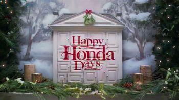 Happy Honda Days TV Spot, 'Holiday Lights: Civic' [T2] - Thumbnail 1