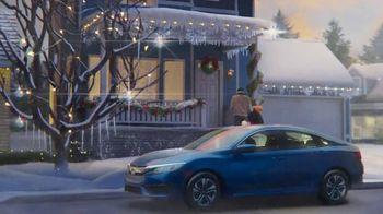 Happy Honda Days TV Spot, 'Holiday Lights: Civic' [T2] - Thumbnail 5