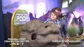 Dinosaur Time Trek TV Spot, 'Pennsylvania Convention Center'