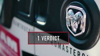 Ram Trucks Commercial Van Season TV Spot, 'Ram on Demand: Test Drive'