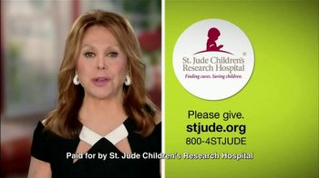 St. Jude Children's Research Hospital TV Spot, 'Kids' Feat. Michael Strahan - Thumbnail 8