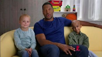 St. Jude Children's Research Hospital TV Spot, 'Kids' Feat. Michael Strahan - 251 commercial airings