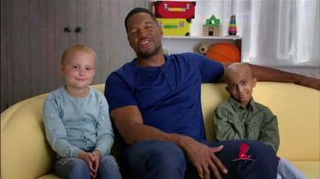 St. Jude Children's Research Hospital TV Spot, 'Kids' Feat. Michael Strahan