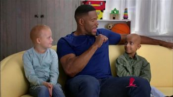 St. Jude Children's Research Hospital TV Spot, 'Kids' Feat. Michael Strahan - Thumbnail 6