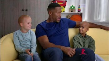 St. Jude Children's Research Hospital TV Spot, 'Kids' Feat. Michael Strahan - Thumbnail 7