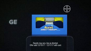 Aleve Direct Therapy TV Spot, 'ExtraBucks: Lower Back Pain Relief' - Thumbnail 8