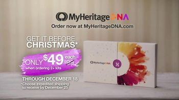 MyHeritage TV Spot, 'Discover Your Ethnic Roots This Holiday Season' - Thumbnail 7