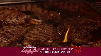 Omaha Steaks Deluxe Gift Package TV Spot, '2017 Holidays: Get it All'