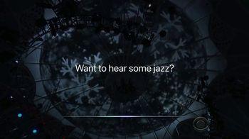 Apple iPhone Siri TV Spot, 'CBS: Play Some Jazz'