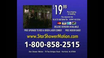 Star Shower Motion TV Spot, 'Instant Upgrade' - Thumbnail 9