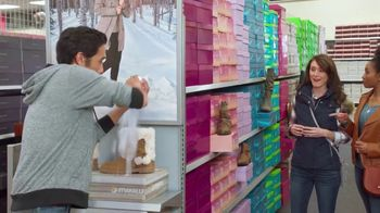 Shoe Carnival TV Spot, 'Snowball Surprise' Featuring Zach King - 138 commercial airings