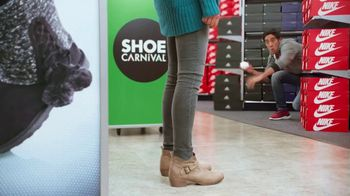 Shoe Carnival TV Spot, 'Snowball Surprise' Featuring Zach King - Thumbnail 4