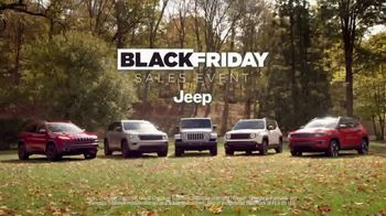 Jeep Black Friday Sales Event TV Spot, 'Grandma's House' [T2] - Thumbnail 8
