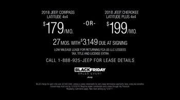 Jeep Black Friday Sales Event TV Spot, 'Grandma's House' [T2] - Thumbnail 9