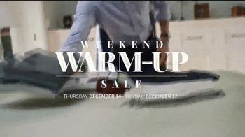 JoS. A. Bank Weekend Warm-Up Sale TV Spot, 'Get Up to 70 Percent Off' - Thumbnail 1