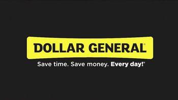 Dollar General TV Spot, 'Get Behind Saving More Money' - Thumbnail 10