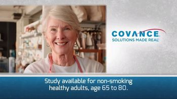 Covance Clinical Trials TV Spot, \'Study 446: Seniors\'