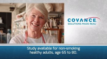 Covance Clinical Trials TV Spot, 'Study 446: Seniors'